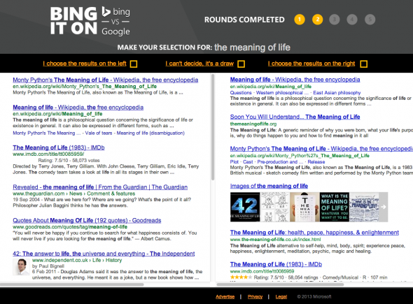 Bing It On - Search 3