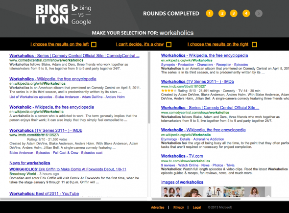 Bing It On - Search 5