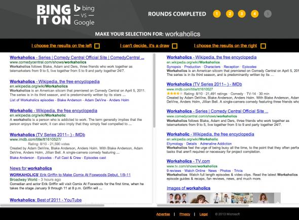 Bing It On - Search 5