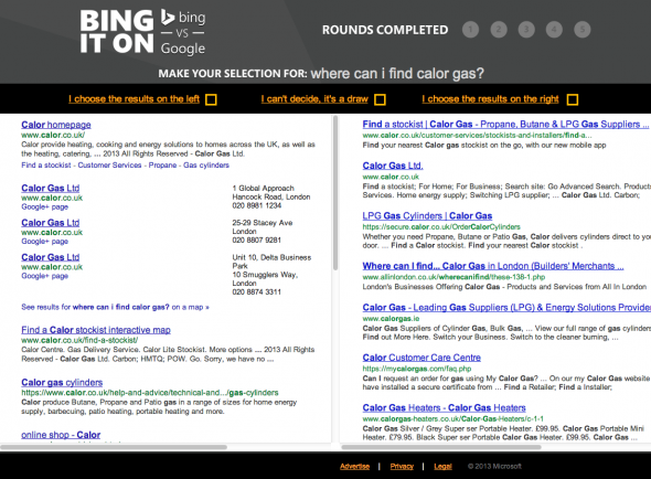 Bing It On - Search 1